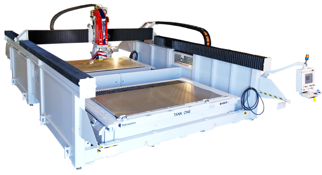 SABERjet XP CNC Sawjet for cutting stone countertops