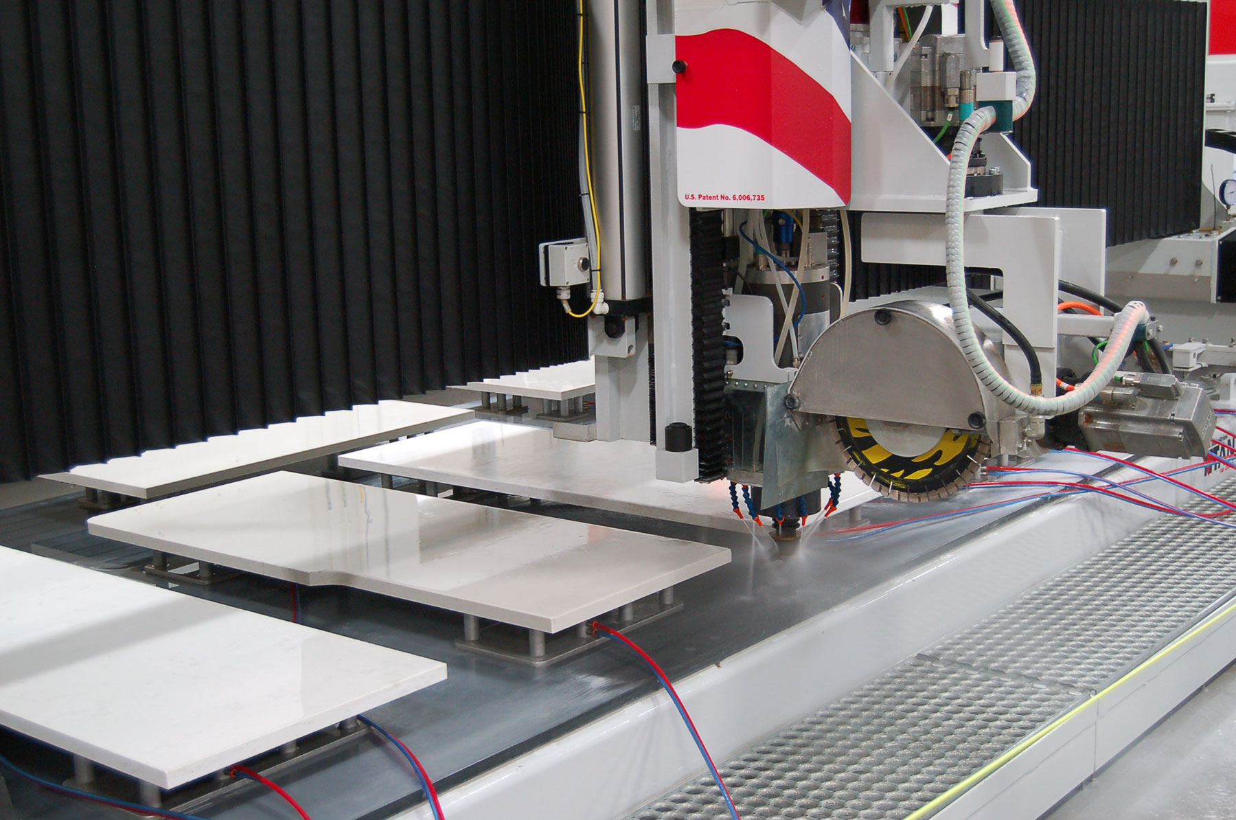 TITAN CNC Fab Center Precision Edging from Park Industries