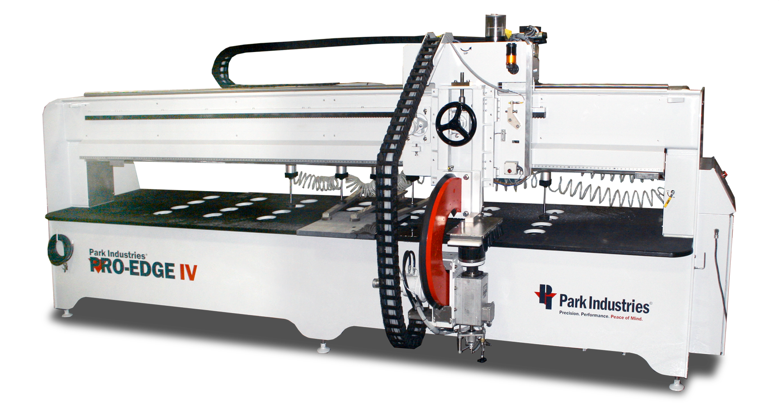 Pro-Edge IV Automatic Stone Edge Shaper and Polisher from Park Industries