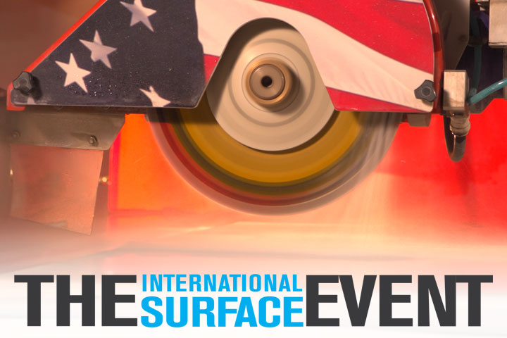 The International Surface Event | TISE Stone Show