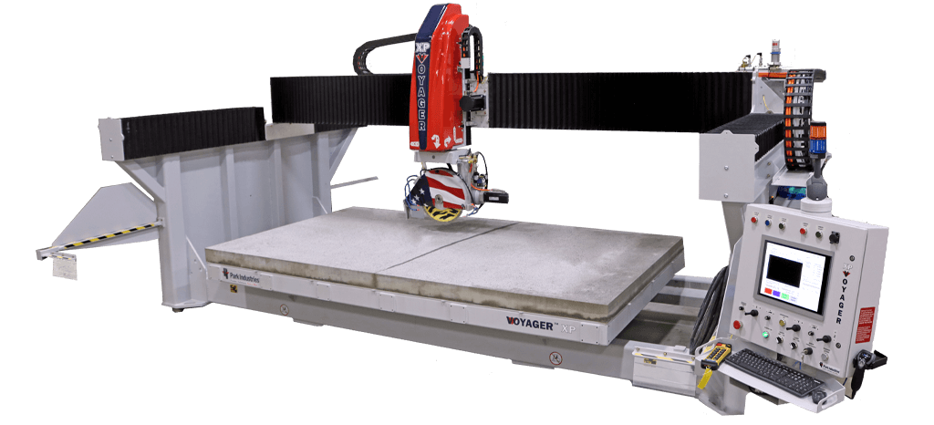 VOYAGER 5-Axis CNC Saw from Park Industries
